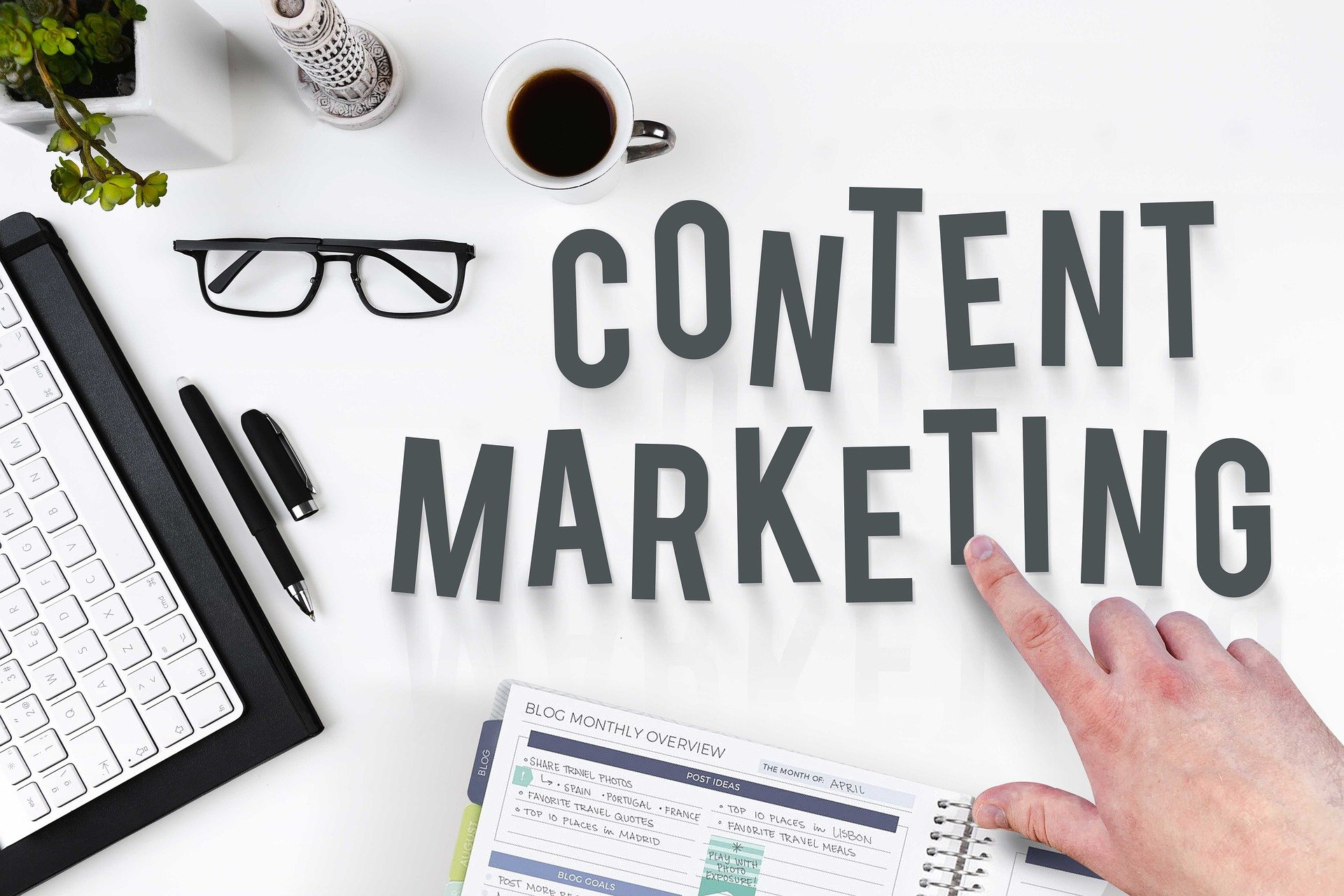 Organic Content Marketing